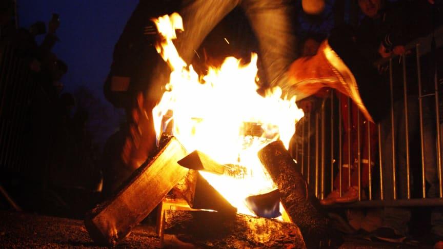 Eldfesten gör Malmö varmare