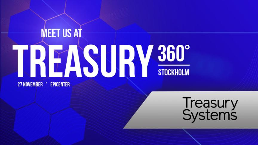 TREASURY 360° Stockholm