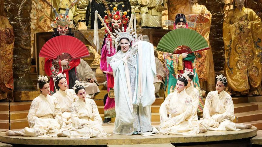 Opera på bio: Turandot