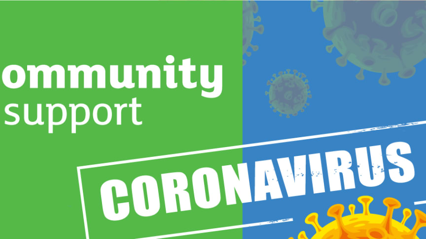 ​Grants available for community groups helping people through Covid-19