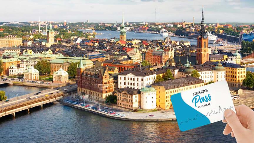 Upplevelsekortet Stockholm Pass drivs vidare av Leisure Pass Group och blir mer digitalt