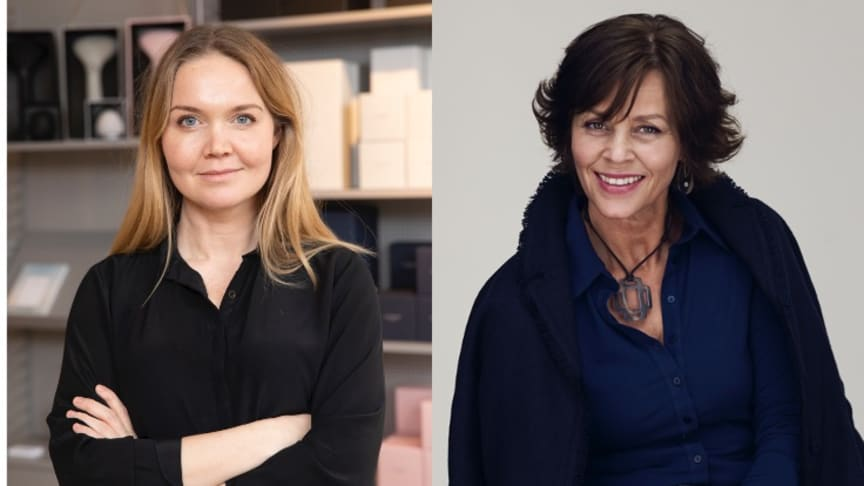 Petra Ringström, CEO at Steamery and Bodil Eriksson, CEO at Volvo Car Moblility.