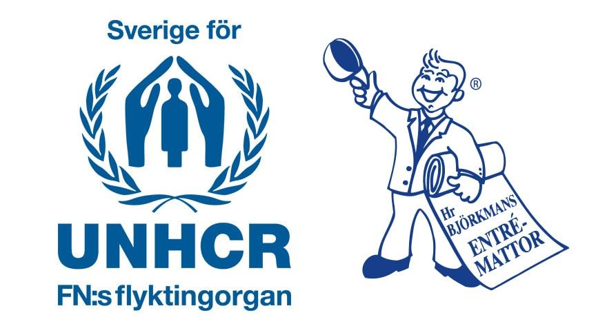 Kampanj för flyktinghjälp
