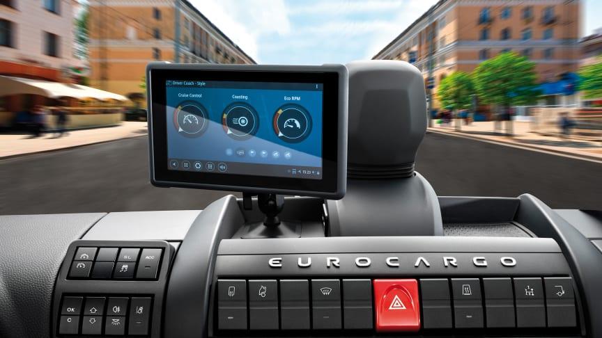 Ny Eurocargo: teknisk information