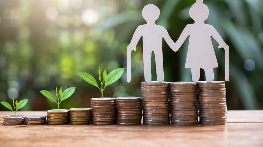 Forbered likviditeten med etterskuddsvis betaling av pensjon