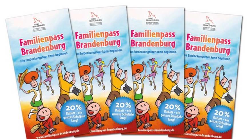 Der neue Familienpass Brandenburg 2021/2022