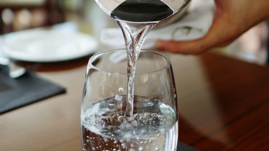NSVA tackar de boende i området för att ha använt vattnet sparsamt under tiden som läcksökningen pågick. Fortsätt gärna att göra vattensmarta val i vardagen. Foto: PEXELS.COM