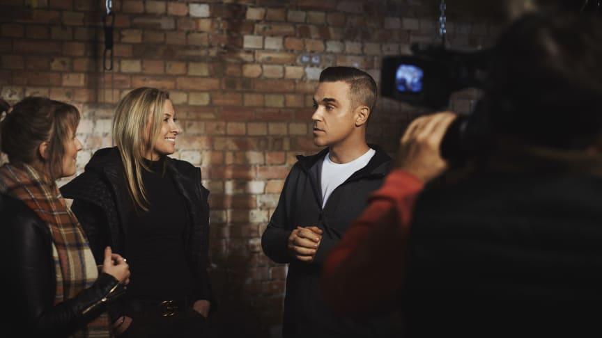 Robbie Williams ny ambassadör för WW