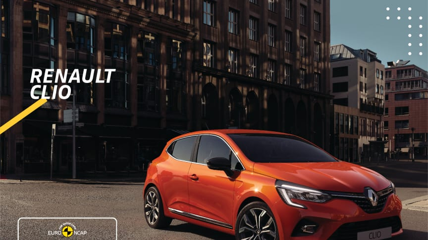 Renault Clio - bäst i klassen 2019 Supermini