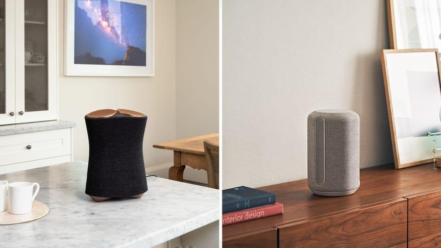 Sony lancerer nye trådløse højttalere til hjemmet: Oplev musikken på en helt ny måde