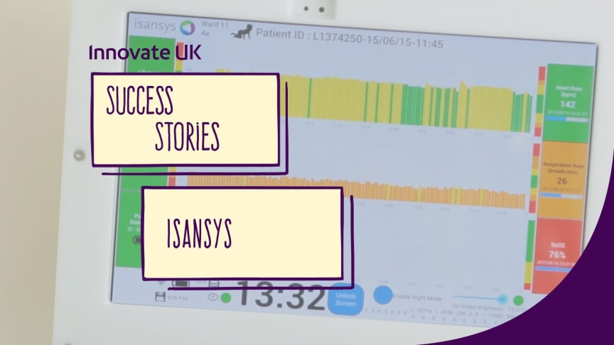 Isansys PSE nominated for Innovate UK's Small Business innovation awards