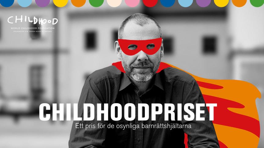 Nytt Childhoodpris uppmärksammar osynliga hjältar som skyddar barn mot övergrepp
