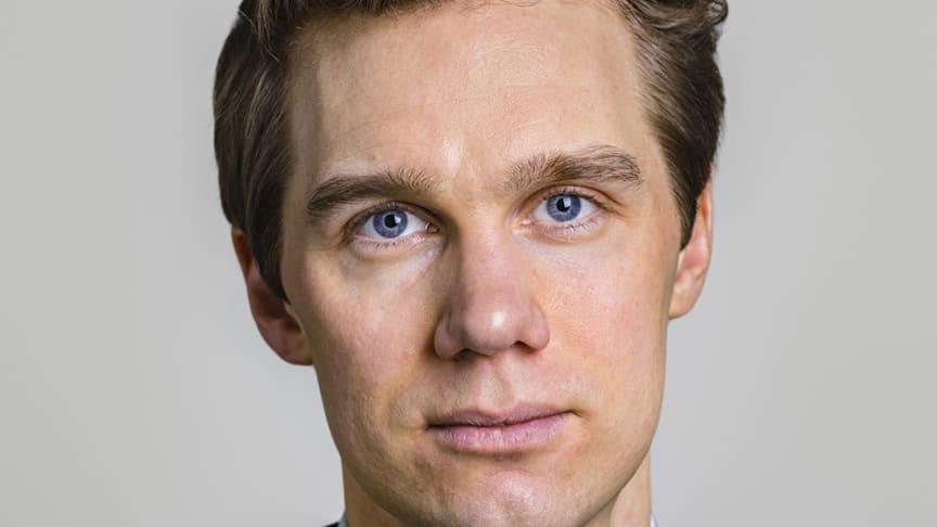 Rasmus Jonlund (L). Foto: Pressbild