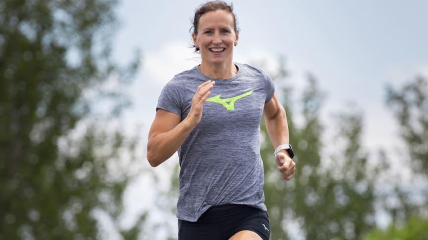 Marit Bjørgen - 6000 timer løping uten skade