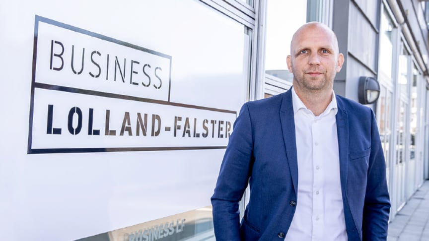 Adm. dir. i Business Lolland-Falster Mikkel Wesselhoff.