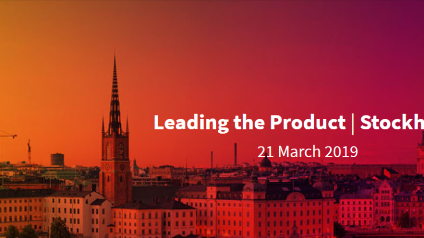 Leading the Product Stockholm