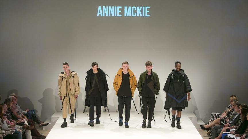 Northumbria fashion students return triumphant from graduate fashion week