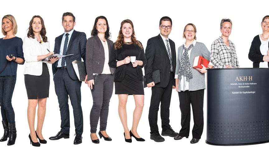 Team Rechtsanwälte Aslanidis, Kress & Häcker-Hollmann