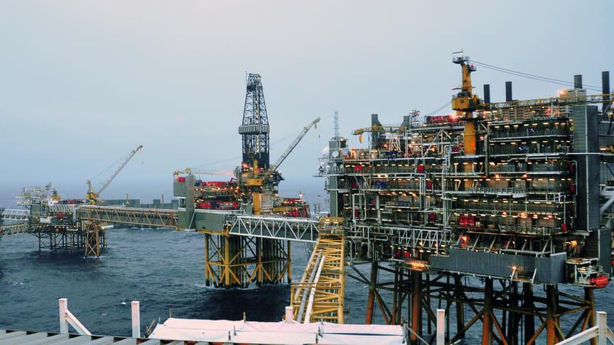 Vestfoldbedrifter deltar på oljemessen i Stavanger