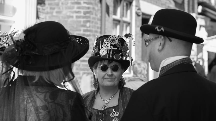 EXPERT COMMENT: Goth, steampunk and the state of subculture today