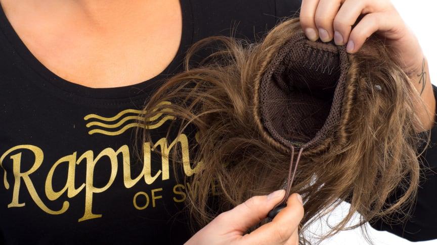 Rapunzels vårnyhet: Den trendiga hårknuten