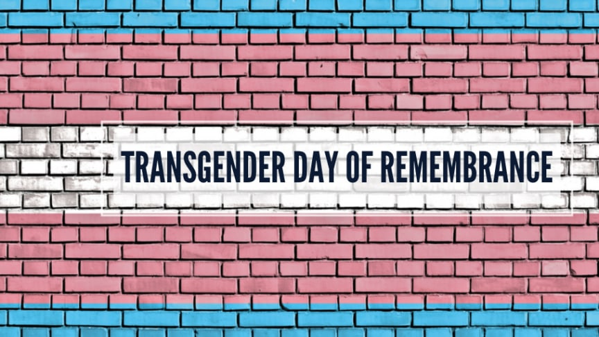 NCC Conversations: Transgender Day of Remembrance