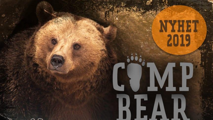 Camp Bear - Övernatta i björnarnas ide