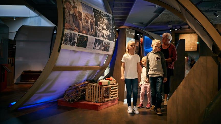 Lov innebär lovaktiviteter på museet. Foto: Jonas Ingman