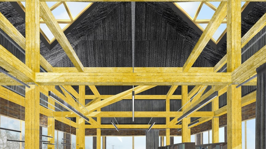 Work by Northumbria MArch graduate Tom Hewitt, who received a commendation award at the RIBA President's Medal ceremony