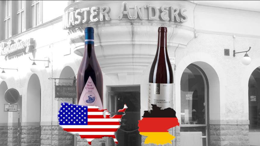 Pinot Noir-duell