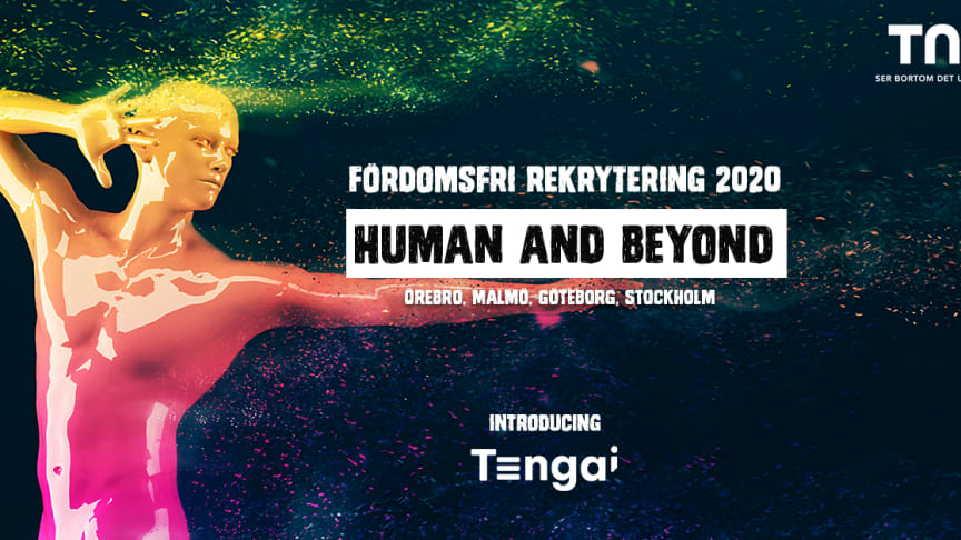 Recruitment Trends 2020 and Tengai Unbiased Launch 2019 in Stockholm