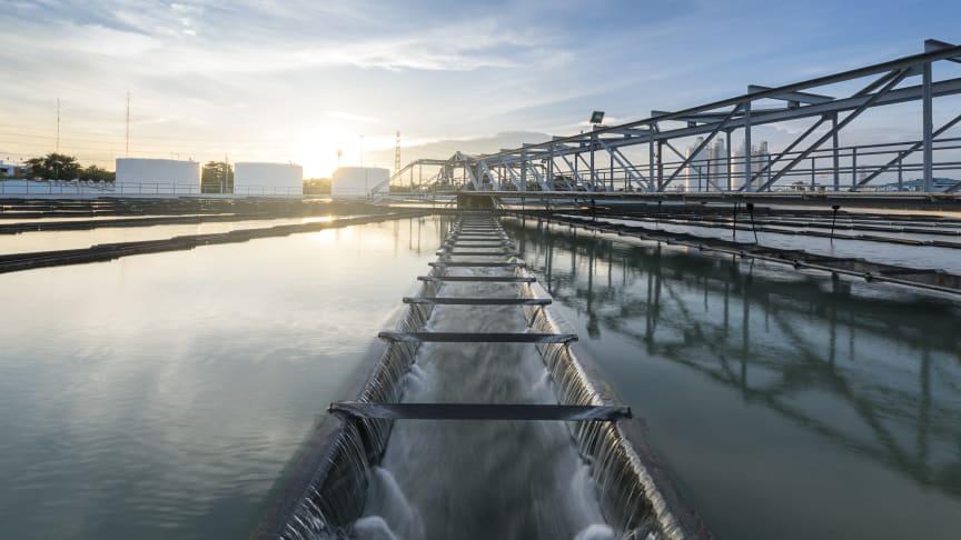Vattenrening skapar ett grönare kretslopp
