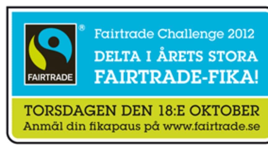 53 000 västgötar deltar i den största Fairtrade-fikan någonsin