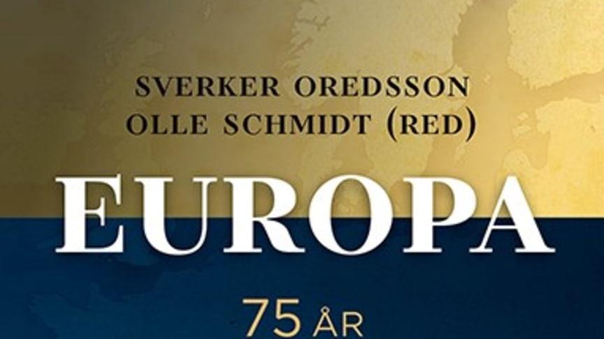 Ny bok: Europa - 75 år av ständig förändring