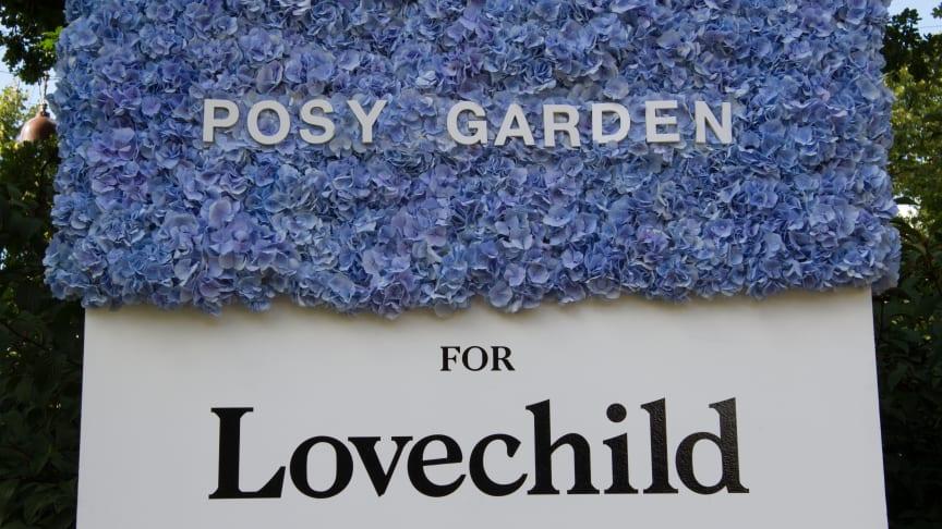 POSY Garden for Lovechild CPHFWss17