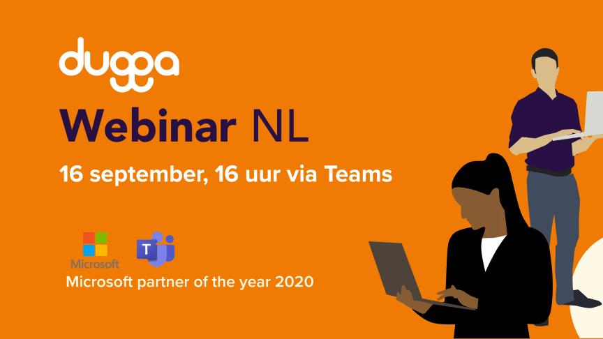 Dugga Webinar - Netherlands