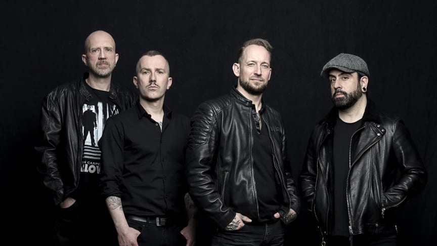 Volbeat är ett av banden som Sweden Rock Festival idag utannonserar inför 2020 års festival. Foto: Ross Halfin