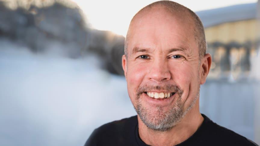 Jonas Bergsten på Akustik och Arbetsmiljö i Umeå
