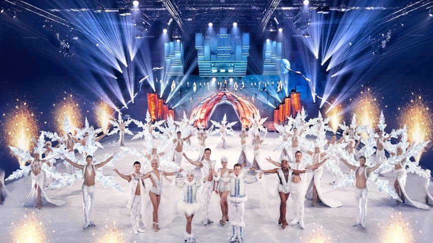 HOLIDAY ON ICE feiert erfolgreiche Premiere von SUPERNOVA in Frankfurt