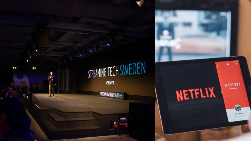 Streaming Tech Sweden 2019 går av stapeln den 7:e november i Stockholm