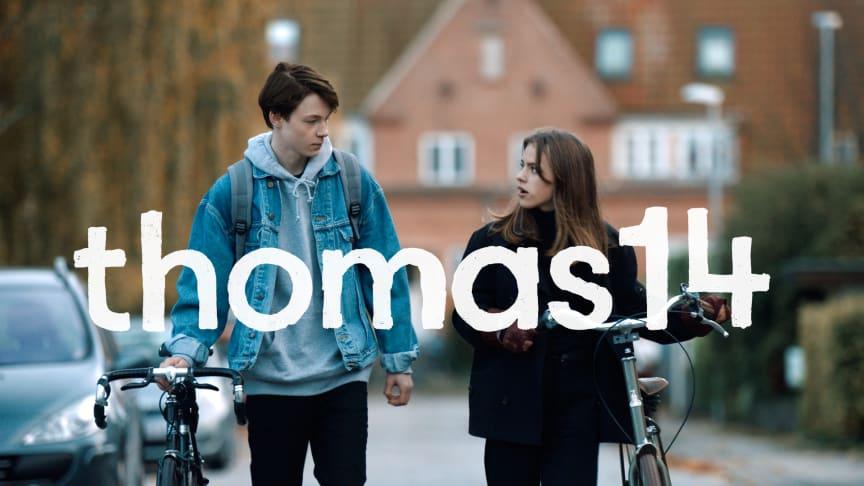 THOMAS14 - Ny dansk ungdomsserie om seksualitet og alle de ting, der forandrer os som mennesker