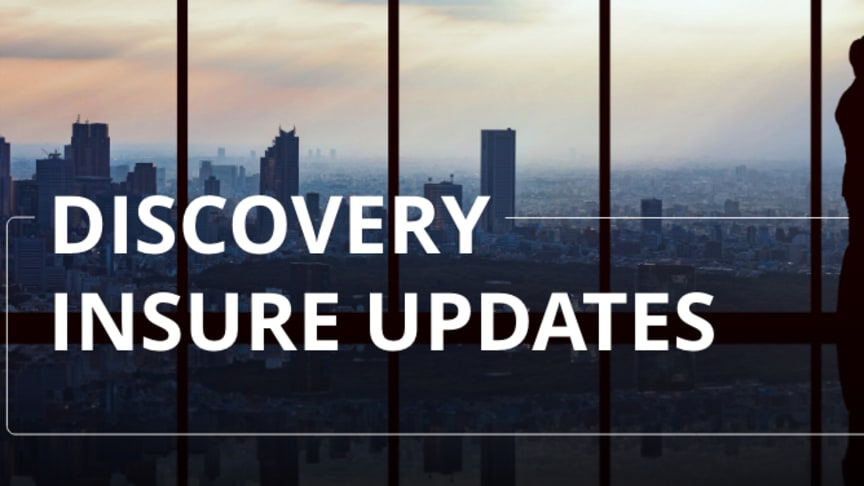New Discovery Business Insurance features address the bespoke needs of businesses, with up to 40% savings on premium for managing a fleet well
