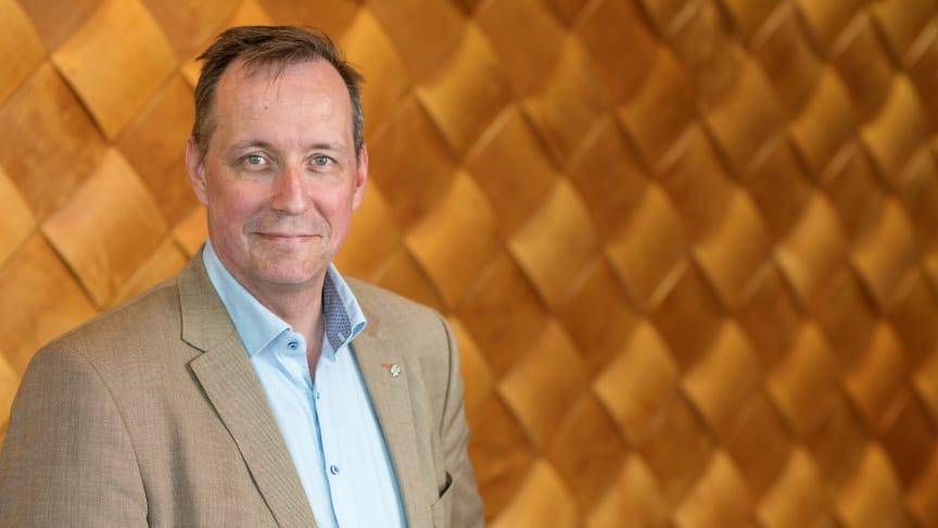 Tomas Mörtsell (C), kandidat från Västerbotten och KSO i Storuman, fick tredje flest kryss av Centerpartiets väljare i rekordvalet.