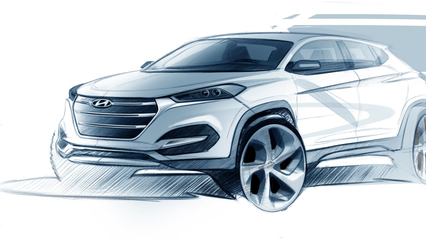 Hyundai viser ny SUV