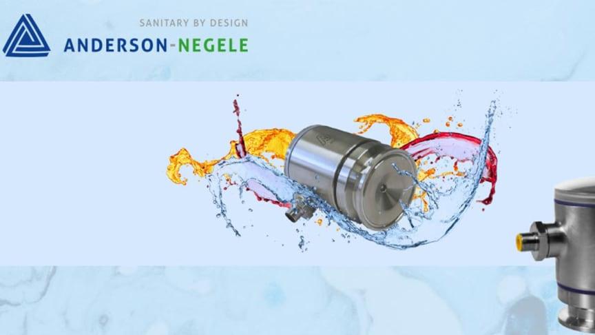 Opnå ensartet produktkvalitet med IRM-11 fra Anderson-Negele