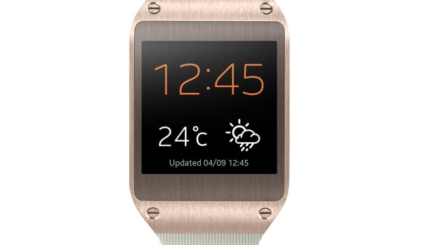 Samsung Galaxy Gear til blant annet Galaxy S III, S4, Note II