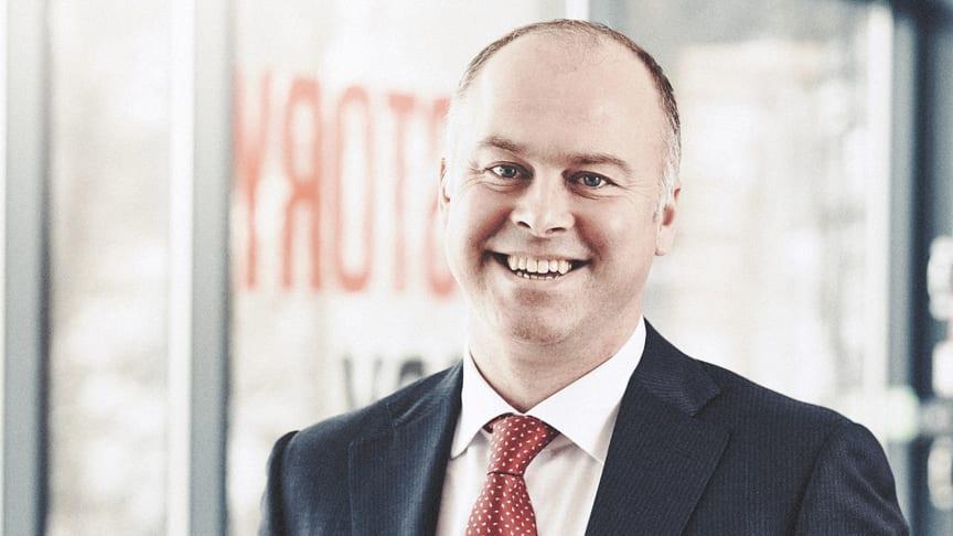 Erik Åkenes är ny partnerkanalsdirektör på Canon.