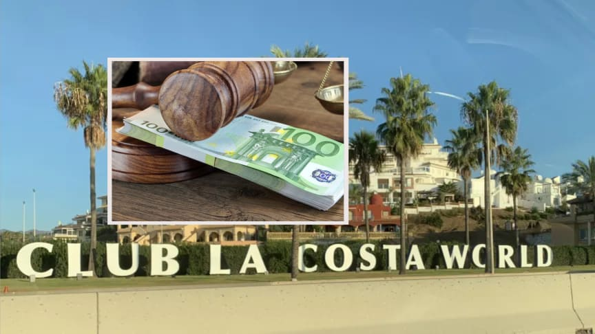 Club La Costa. Trying to avoid their legal obligation to pay compensation?