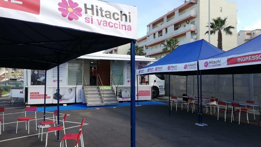 Vaccine Day, Reggio Calabria