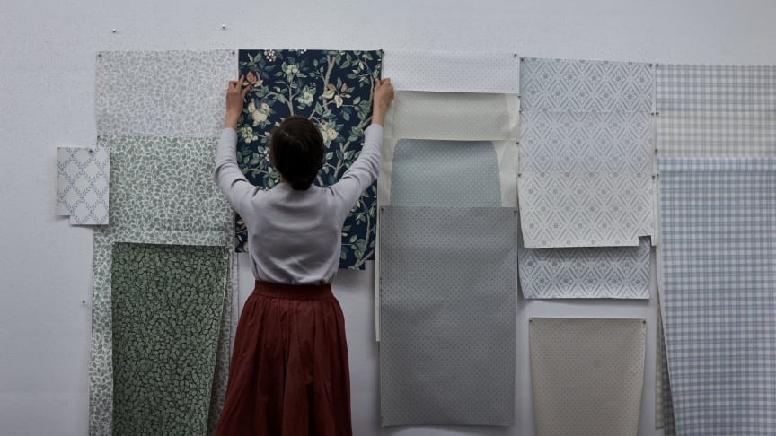 Leading Nordic wallpaper manufacturer streamlines operations with modern integration engine